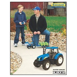 "Catalogue Ertl ""New Holland 2010"""