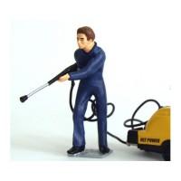 Personnage pour nettoyeur Haute Pression