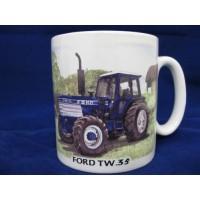 """Mug """"Ford TW35"""""""