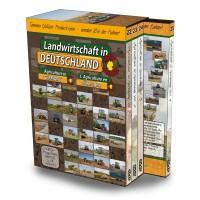 """Pack 4 DVD """"L'Agriculture en Allemagne"""""""