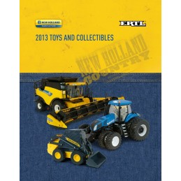Catalogue ERTL New Holland 2013