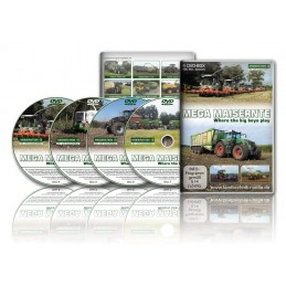 "Pack 4 DVD ""Ensilage Mais"""