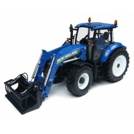 New Holland T5.115 + chargeur 740TL