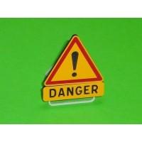"Panneau ""Danger"""