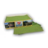 """Mini Tapis """" Herbe """"  34 cm x 24 cm"""
