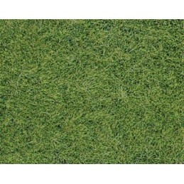 Tapis Epais-6 mm - Herbe claire 40 cm x 24 cm