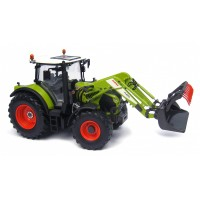 Claas Arion 530 + chargeur FL120