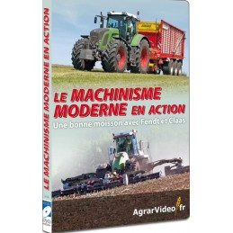 Le machinisme Moderne en Action vol 3 - 60 min