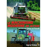 Le machinisme Moderne en Action vol 4 - 60 min