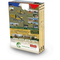 Coffret 3 DVD L'Agriculture en France