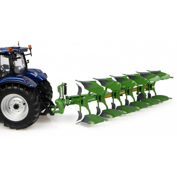 charrue amazone cayron 200 6 corps chenedol tractor. Black Bedroom Furniture Sets. Home Design Ideas