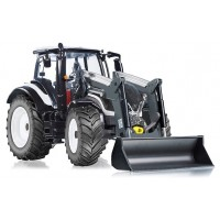 "Valtra T174 ""Blanc"" + chargeur"