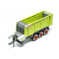 Remorque Autochargeuse Claas Cargos 8400
