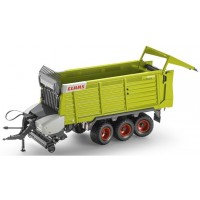 Remorque Autochargeuse Claas Cargos 8500