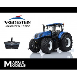 New Holland T7.315 HD (Pneus Trellborg)