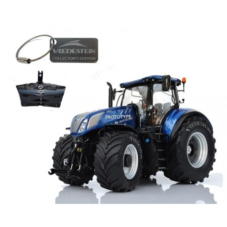 New Holland T7.315 Blue Power (Pneus Vredestein)