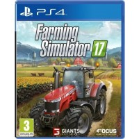 FARMING SIMULATOR 2017 sur PS4