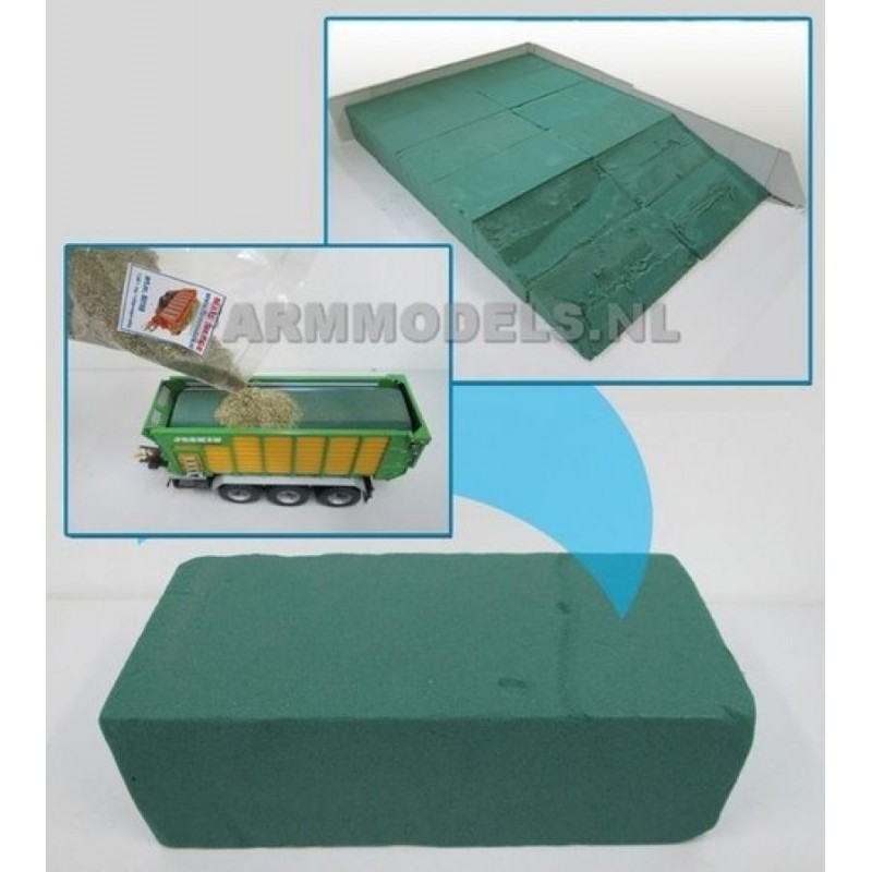 bloc de mousse pour remplissage benne ou silo chenedol tractor. Black Bedroom Furniture Sets. Home Design Ideas