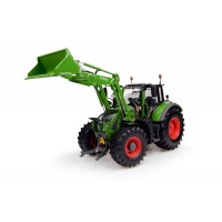 "Fendt 722 Vario ""Nature Green"" + chargeur Cargo 5X/90 Fl"