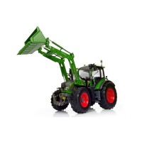 "Fendt 516 Vario ""Nature Green""(+ chargeur Cargo 4X/80 Fl)"