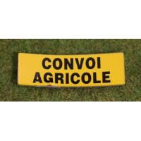 """Panneau """"Convoi Agricole"""""""