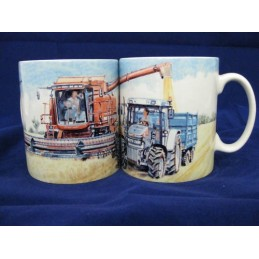 "Mug ""Axial Flow + Mc Cormick"""