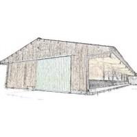 Hangars - Stabulations - Maison